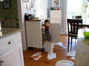 toddler filing