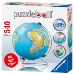 RavensburgerTheEarth540pcPuzzleball
