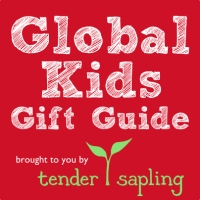 Global Kids Gift Guide by Tender Sapling