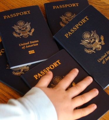 Grab your passport and go!